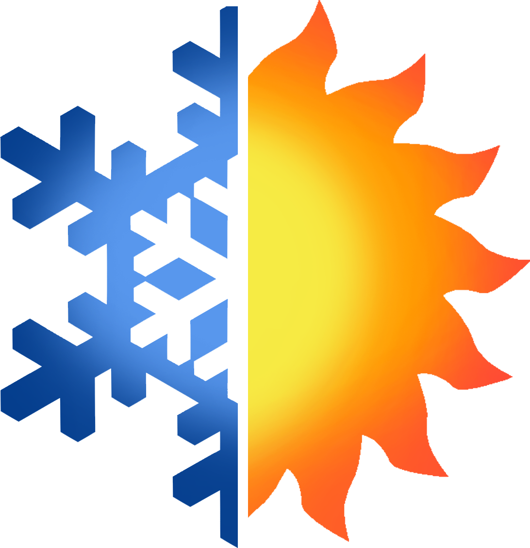 1092x1129 Heat Clipart Heating And Cooling