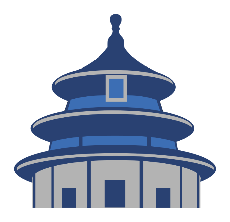 800x772 Free Temple Of Heaven Clip Art