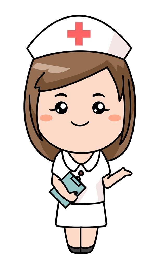 607x1009 Clipart Nurse Picture