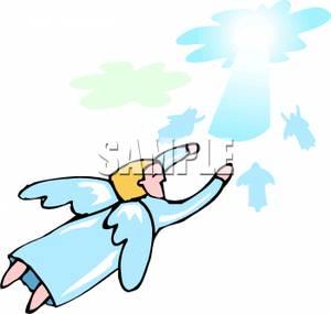 300x285 Flying To Heaven