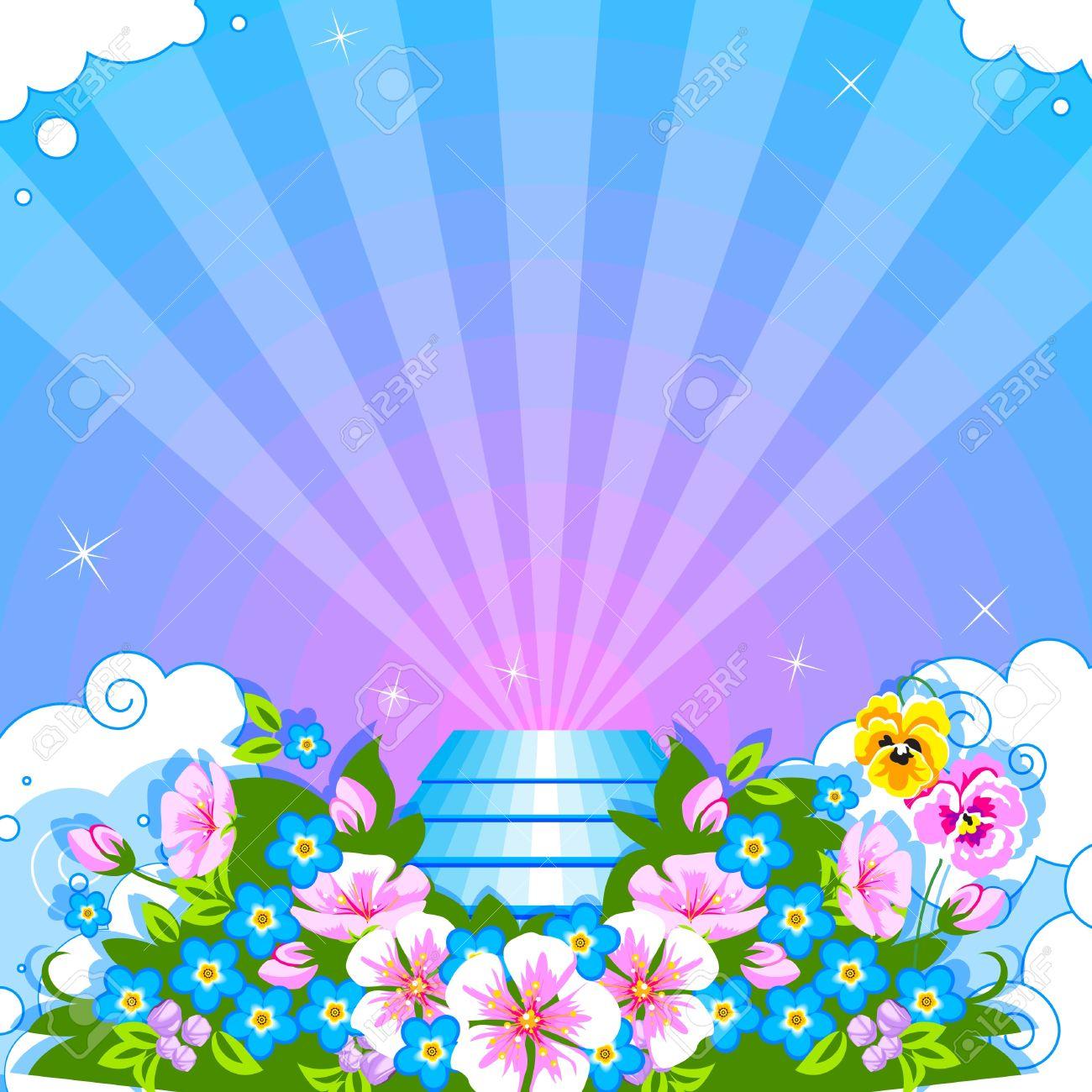 1300x1300 Heaven Clipart Spiritual