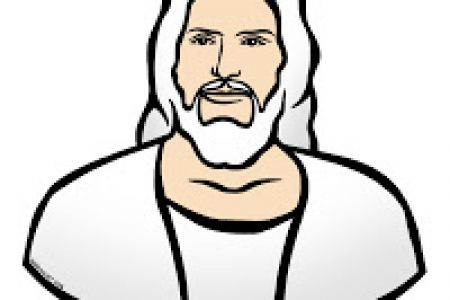 450x300 Heavenly Father Clip Art