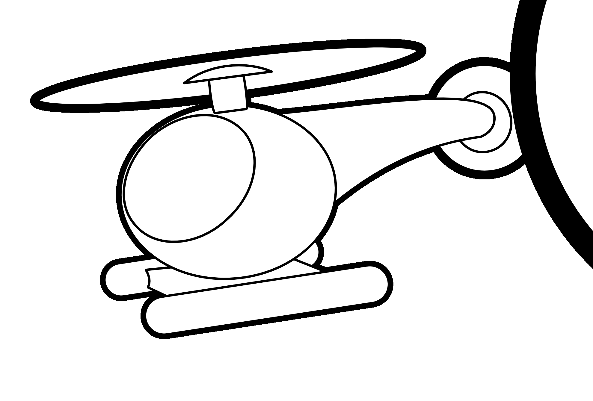 1979x1339 15 Black And White Helicopter Pictures Selection Black And White