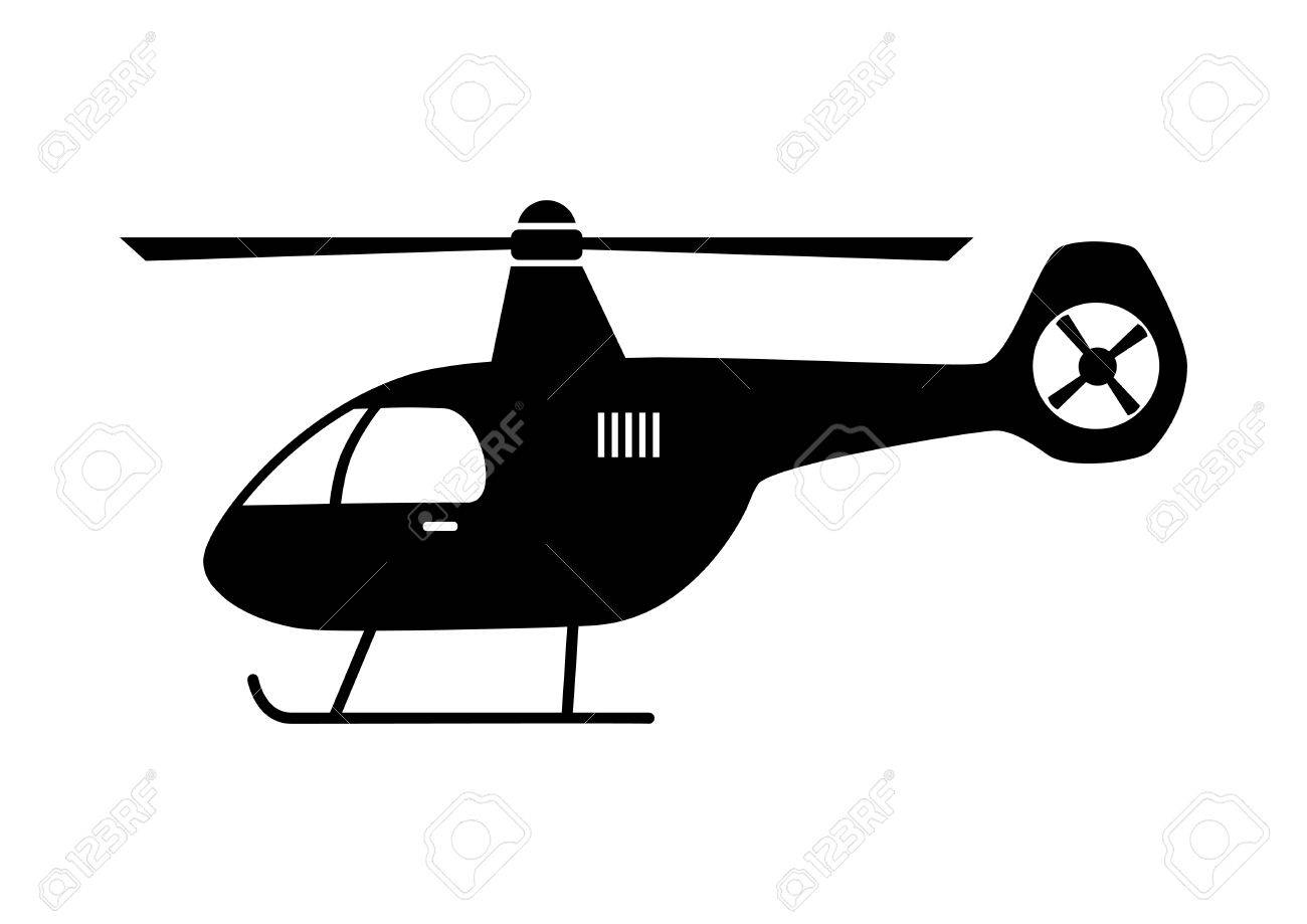1300x919 15 Black And White Helicopter Pictures Selection Black And White