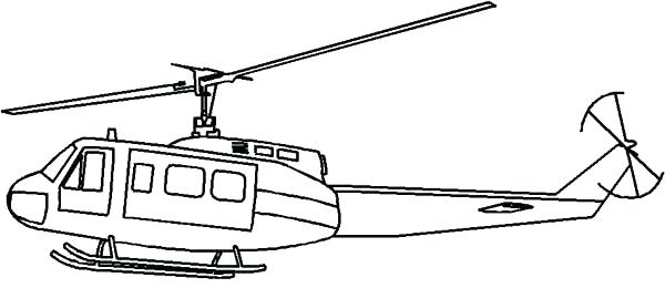 600x260 Helicopter Pictures To Color Helicopter Coloring Page Helicopter