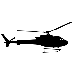 300x300 Helicopter Silhouette Clipart, Cliparts Of Helicopter Silhouette
