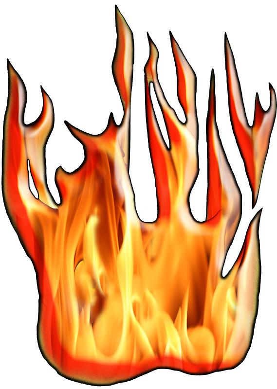 569x800 Hell Clipart Blaze