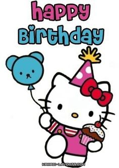 236x334 Free Hello Kitty Clip Art Pictures And Images Hello Kitty Bday