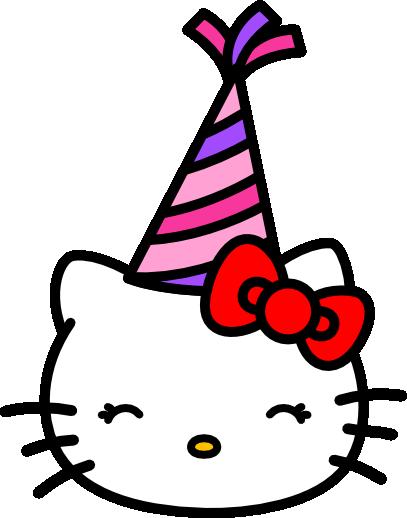 407x518 Happy Birthday Hello Kitty By Amis0129