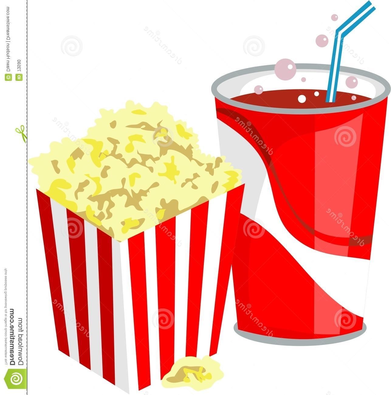 1287x1300 Unique Popcorn And Soda Clip Art File Free Free Vector Art