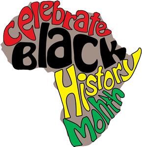 290x300 Black History Month Clip Art