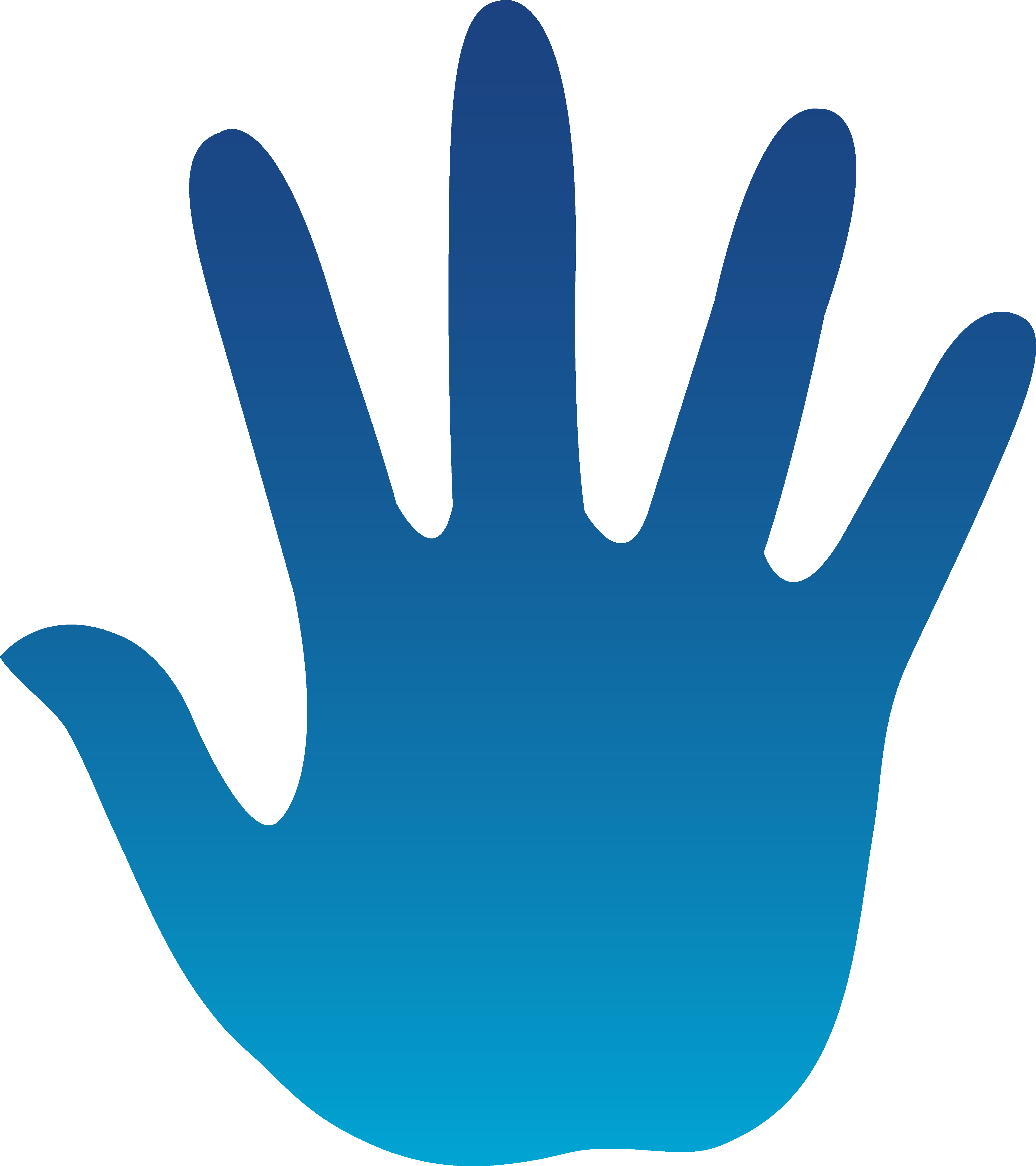4479x5039 Free Clipart Hands