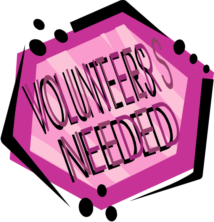 723x750 Volunteers needed clipart clipart kid 4