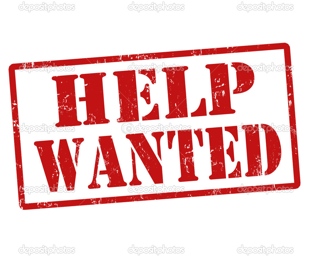 1024x845 Help Wanted Clip Art