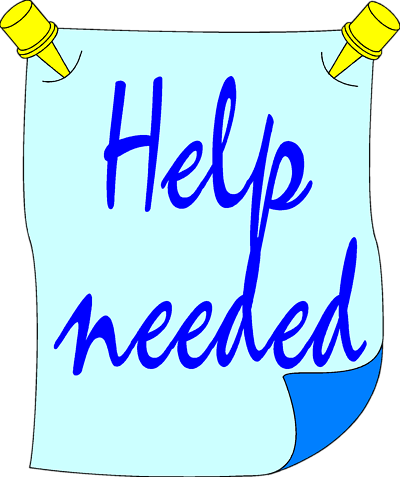 400x477 Help Wanted Clipart