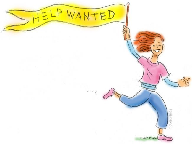 650x486 Printable Volunteer Help Wanted I Pto Today Gallery School Ideas