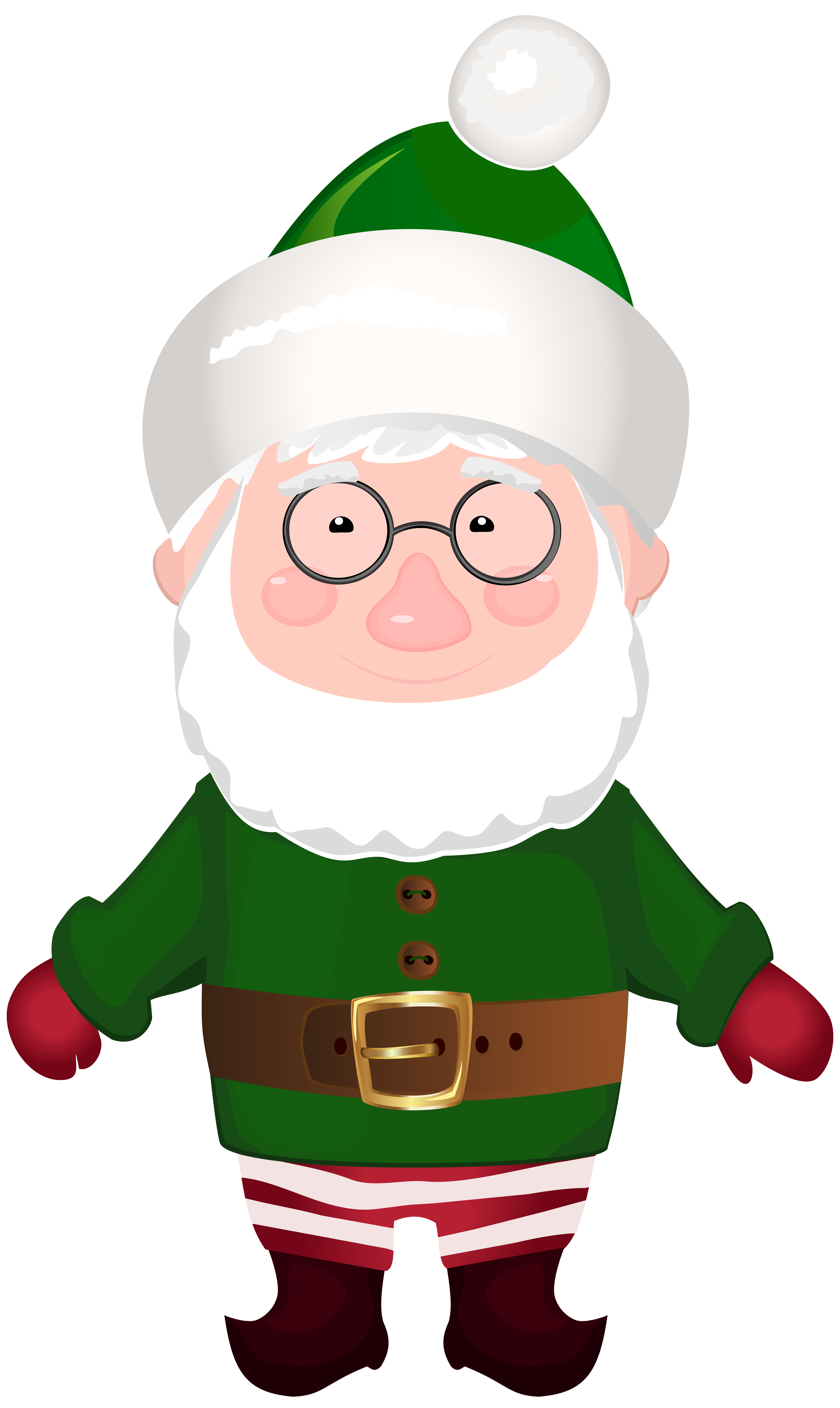 4775x8000 Dwarf Santa Claus Helper Transparent Png Clip Art Imageu200b Gallery