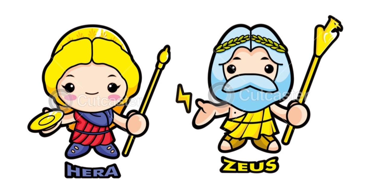 1280x599 Zeus Clipart Hephaestus
