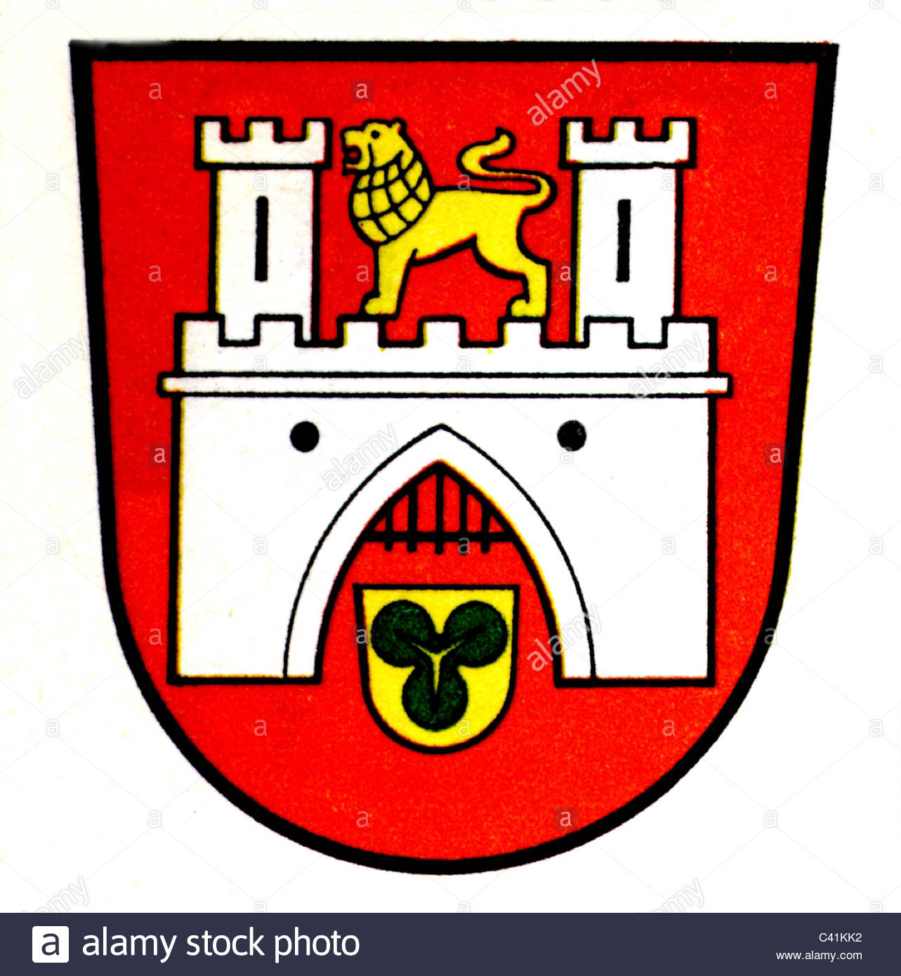 1283x1390 Coat Of Arms Emblems, Hanover, City Arms, Lower Saxony, Germany