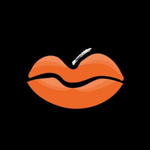 300x300 215 Kiss Clipart Lips Public Domain Vectors