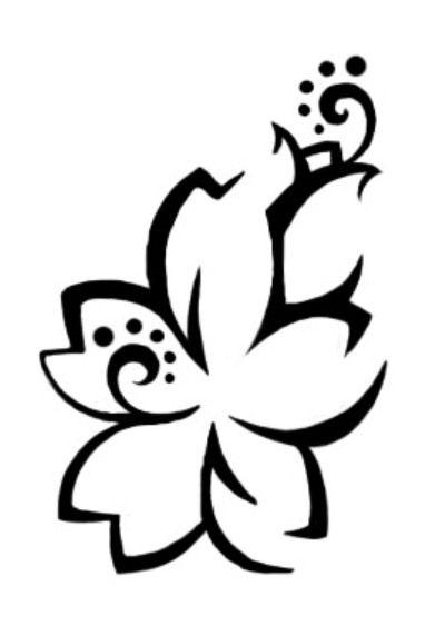 400x572 291 Best Flower Tattoos Images Flower Side Tattoos