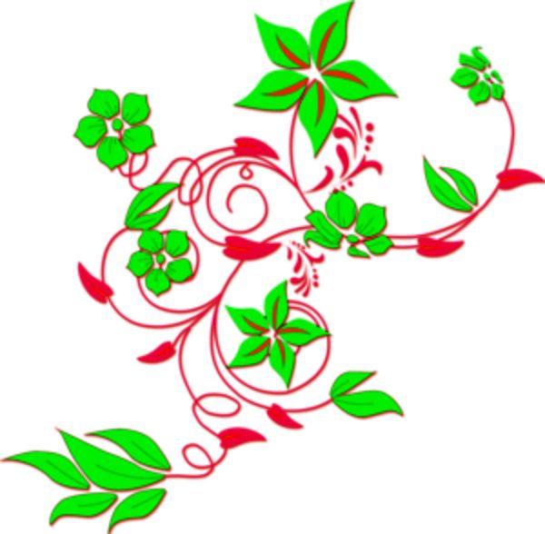 Hibiscus Leaf Clipart