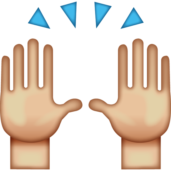 600x600 High Five Clipart. Cartoon High Five Clipart E