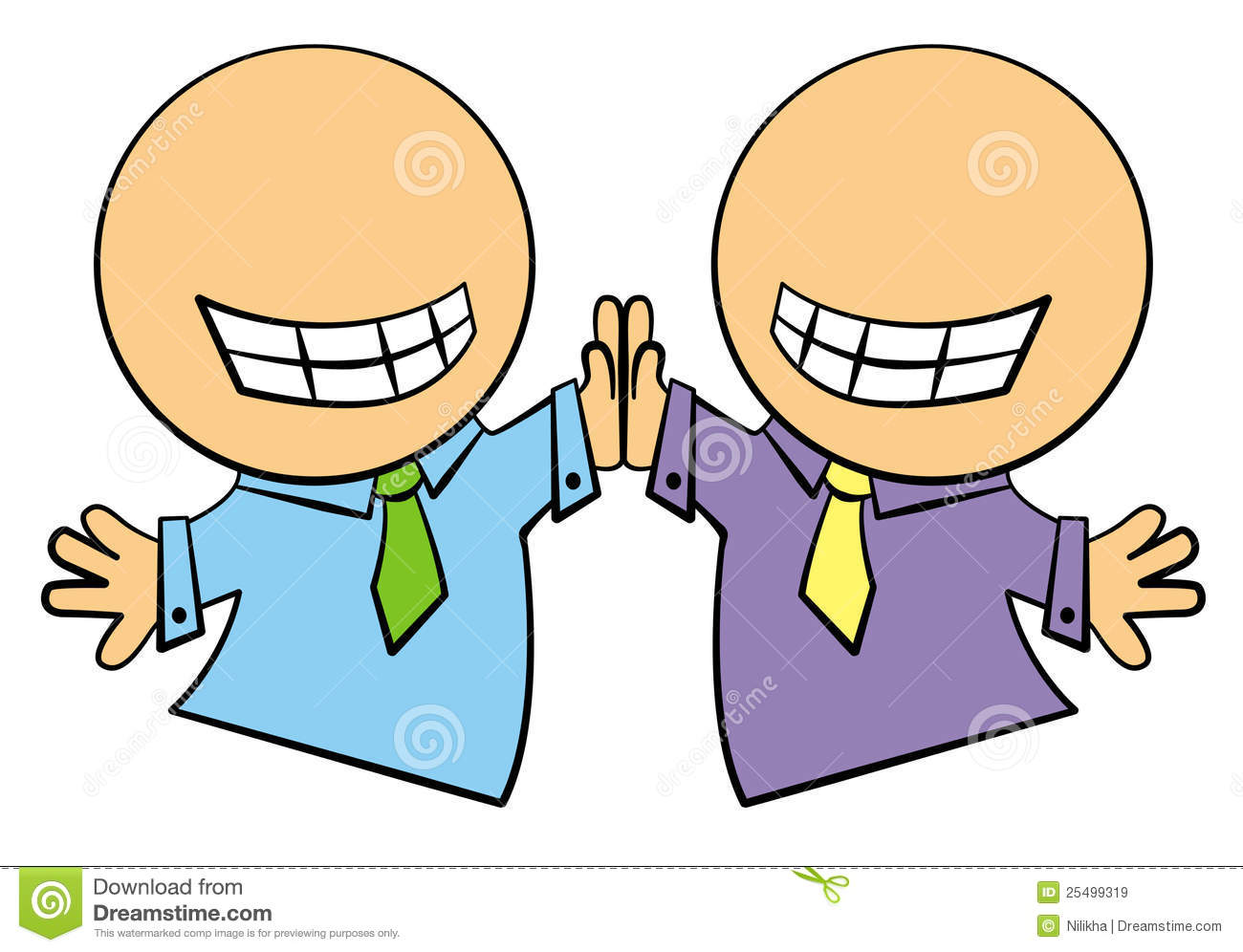 1300x996 High Five Clipart. Keywords High Five Clipart