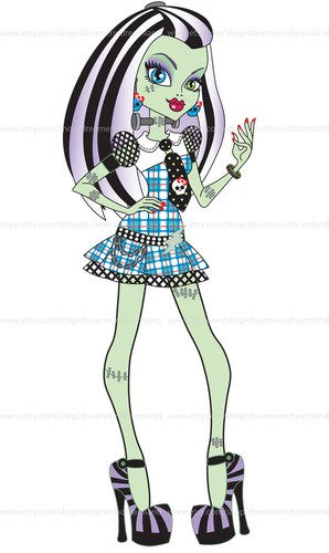 298x500 Monster High Clipart