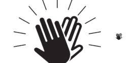 272x125 High Five Free Download Clip Art Free Clip Art Clipart