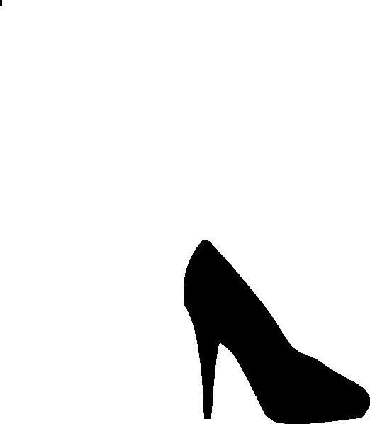 522x598 Heel Clip Art