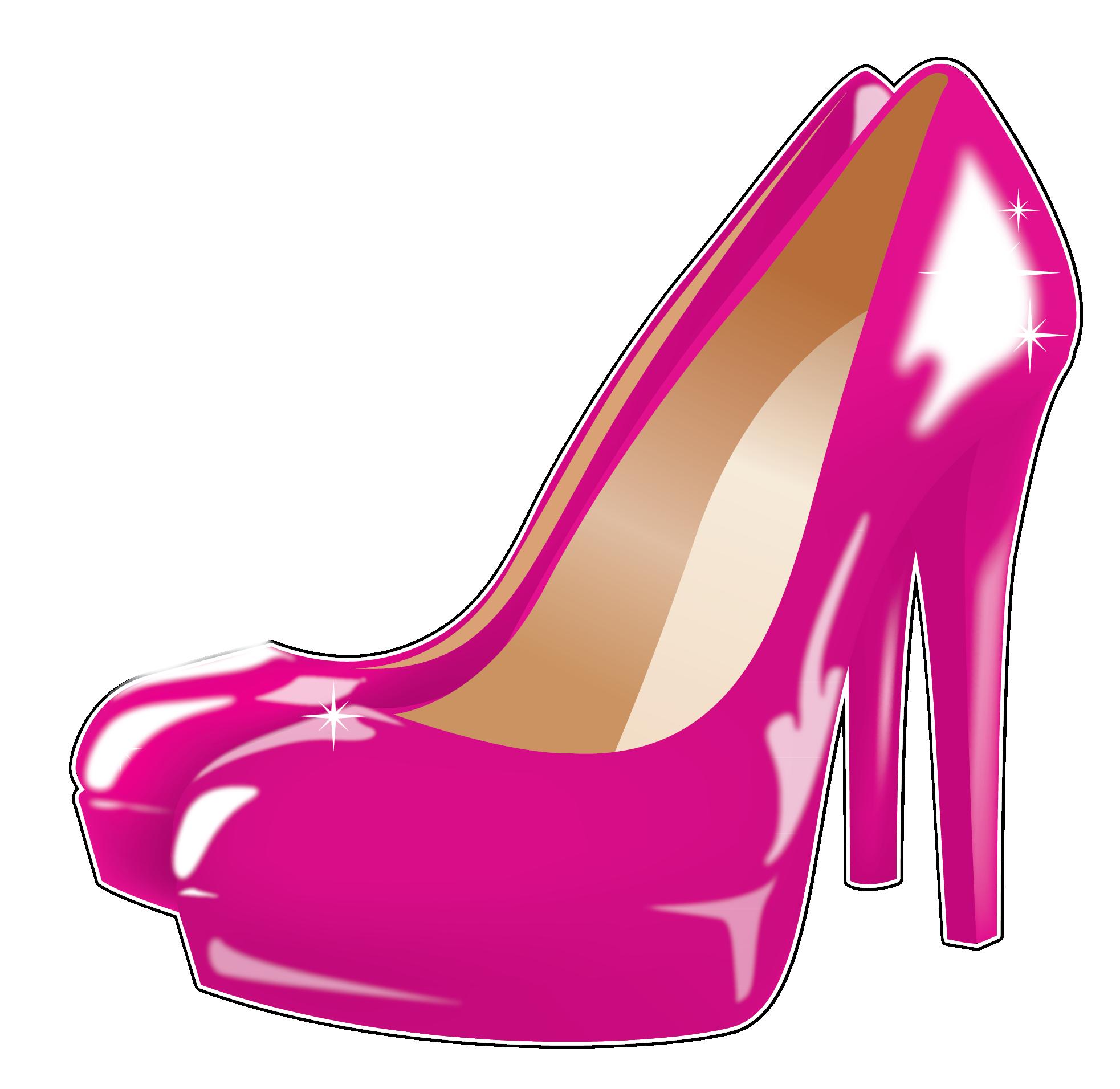 1965x1911 Heels Clipart Pink High Heel