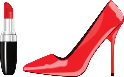 525x329 Lipstick Clipart Heel