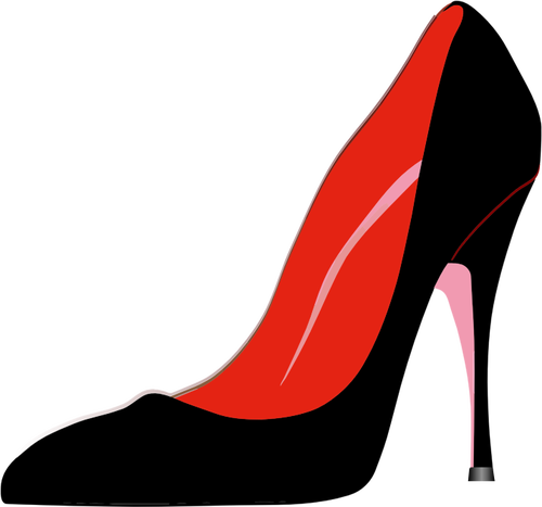 High Heel Shoe Clipart