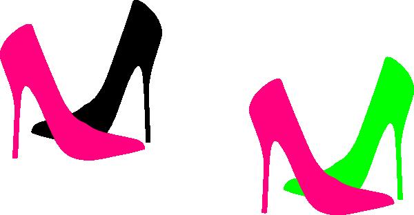 600x312 Heels Clip Art