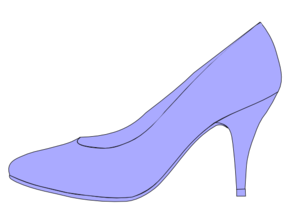 299x219 Heels Clipart Transparent