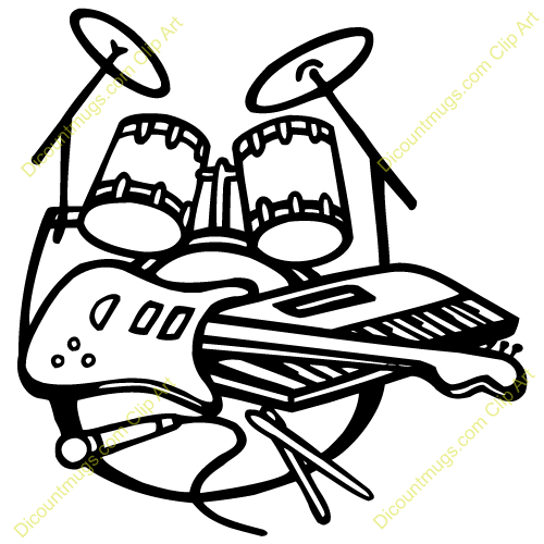 500x500 Instrument Clipart Band Instrument
