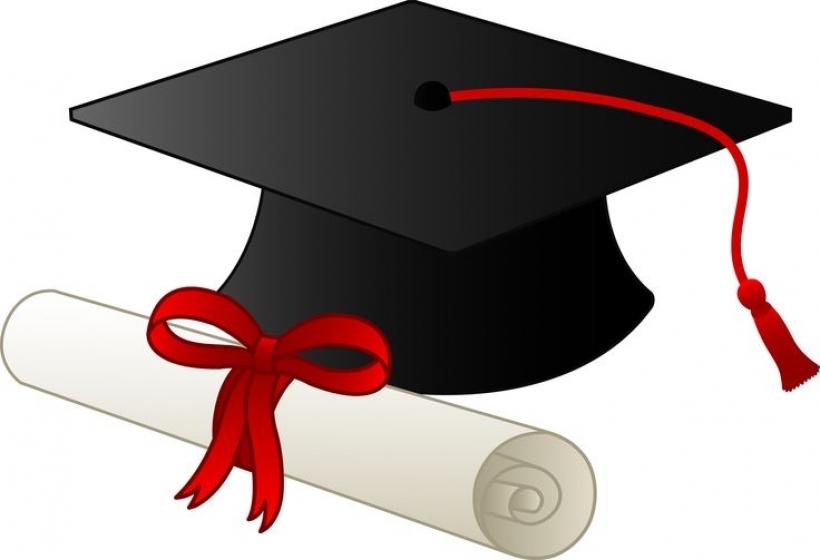 820x560 Graduation Clip Art Borders Graduation Cap And Diploma Free