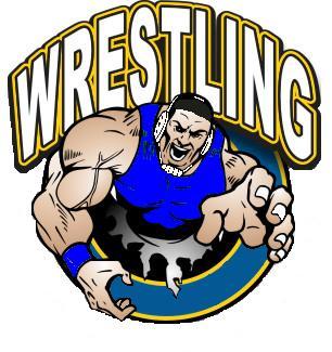 306x325 Free Wrestling Clip Art 3