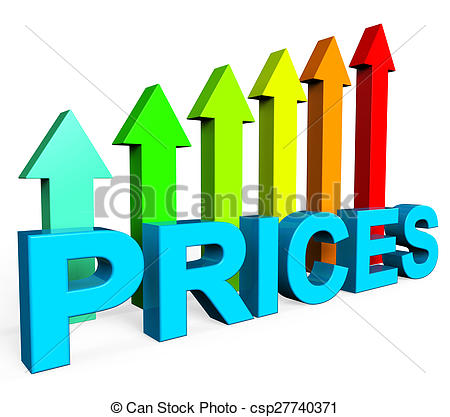 450x417 Price Increase Clipart
