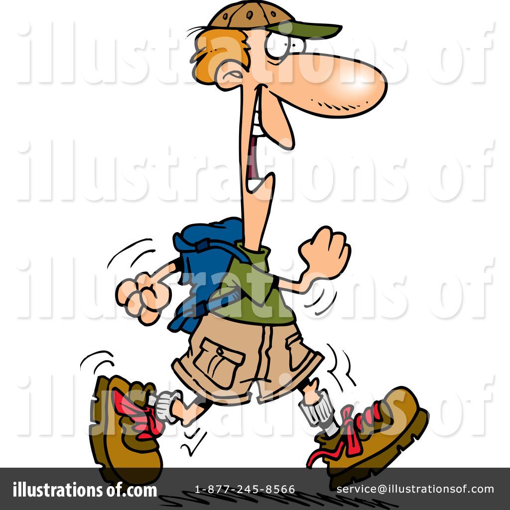 1024x1024 Hiker Clipart