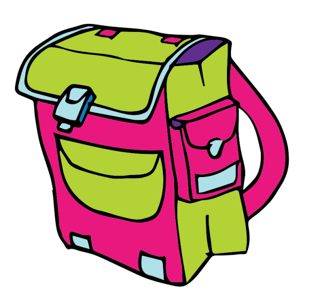 650x618 Free Backpack Clipart Clip Art Images 2 2