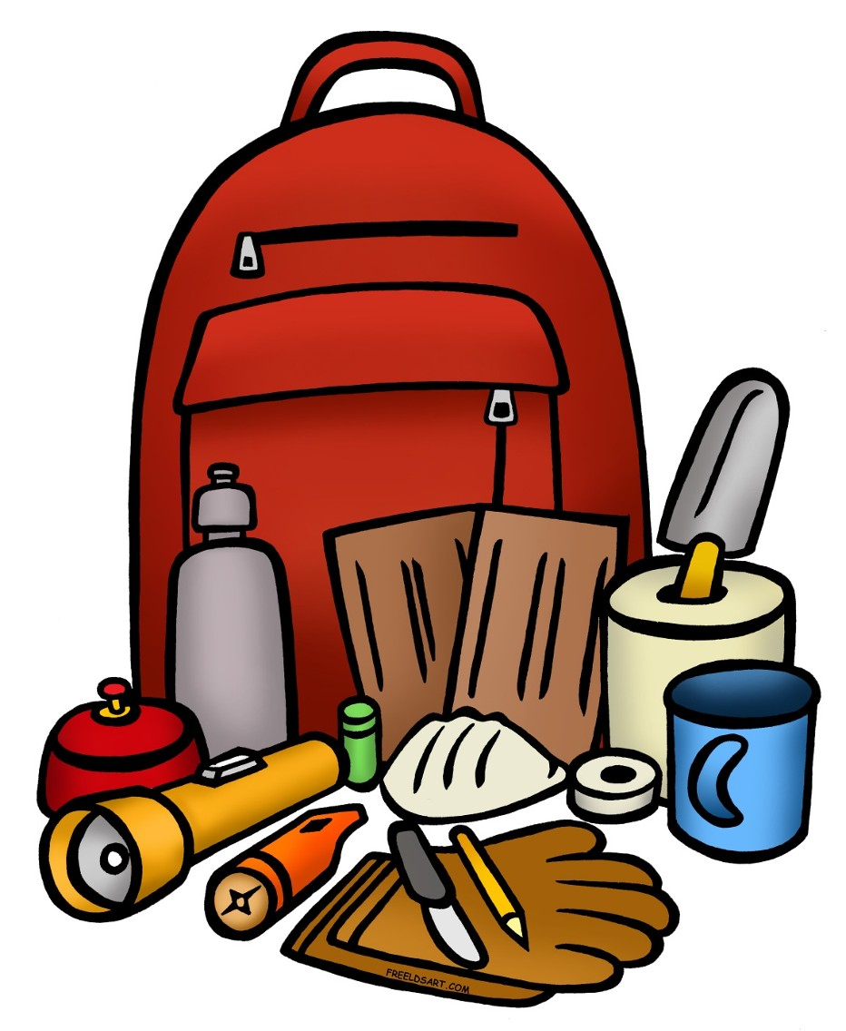 932x1136 Hiking Clipart Get Ready