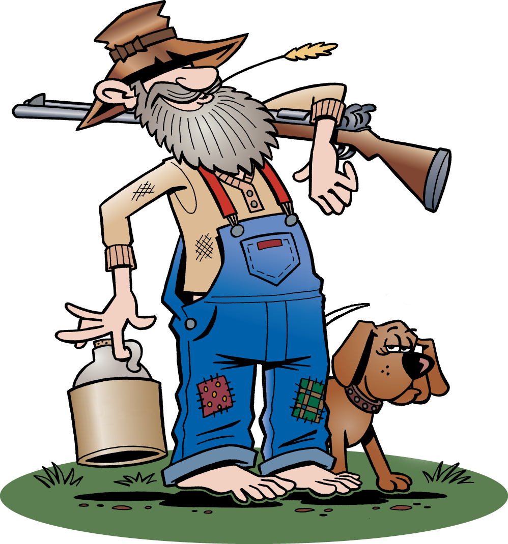 998x1070 Hillbilly Clipart Free Images
