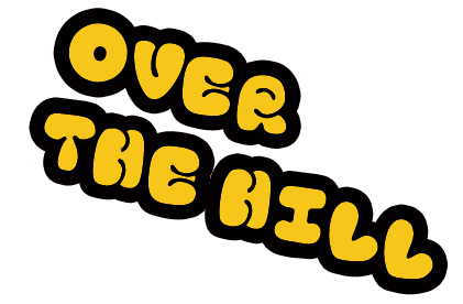 421x276 Free Over The Hill Clipart