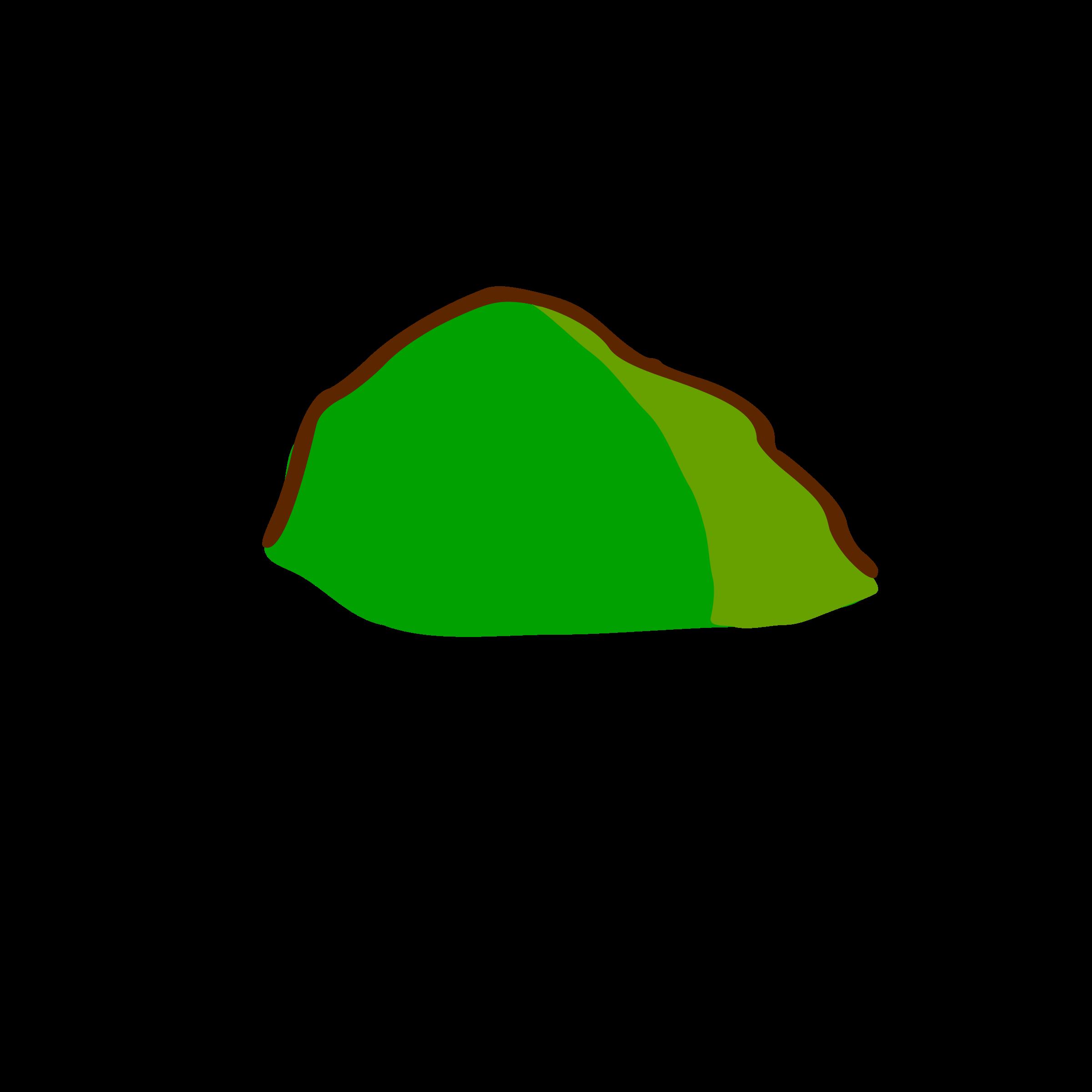 2400x2400 Hill Clipart Map Symbol