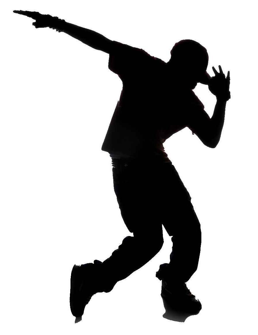 893x1157 Best Zumba Dancer Clipart Hip Hop Silhouette Library