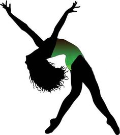 Hip Hop Dancer Clipart