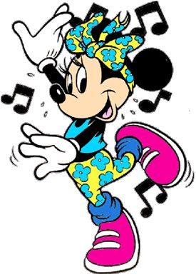 Hip Hop Dancing Clipart