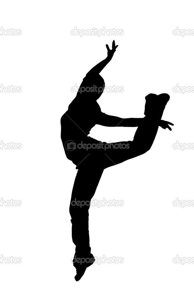 Hiphop Dance Clipart
